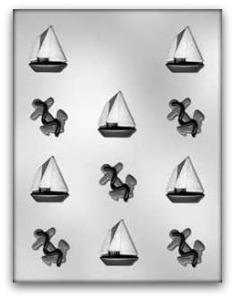 anchors sails