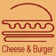 cheese & burger