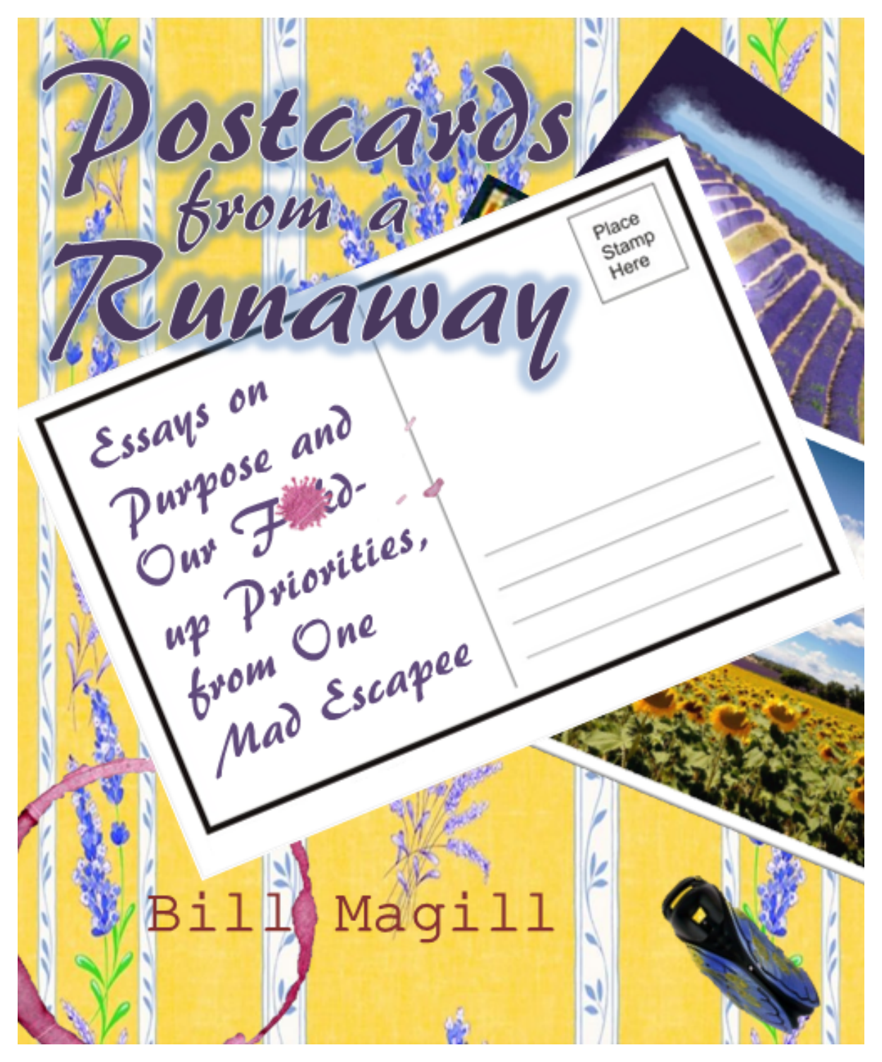 The Postcards collection, available now at Amazon and other e-retailers!