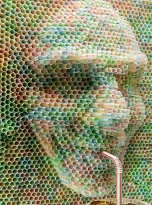 straw-art